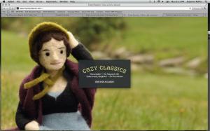 wooly miss elizabeth bennett
